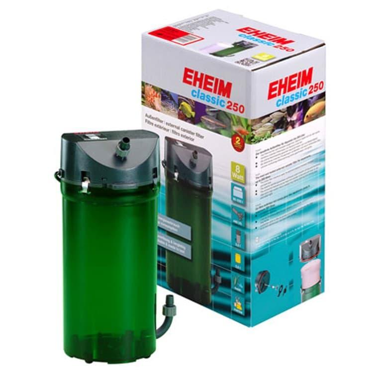 Фильтр для аквариума Eheim с наполнителем и аксессуарами 2213050.