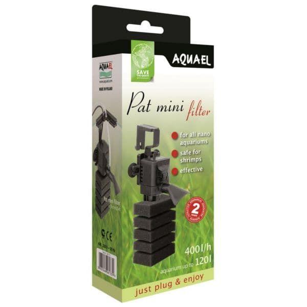 Aquael внутренний фильтр PAT mini (10-60л)