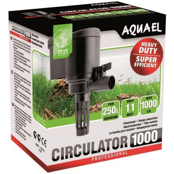 Aquael помпа CIRCULATOR 1000