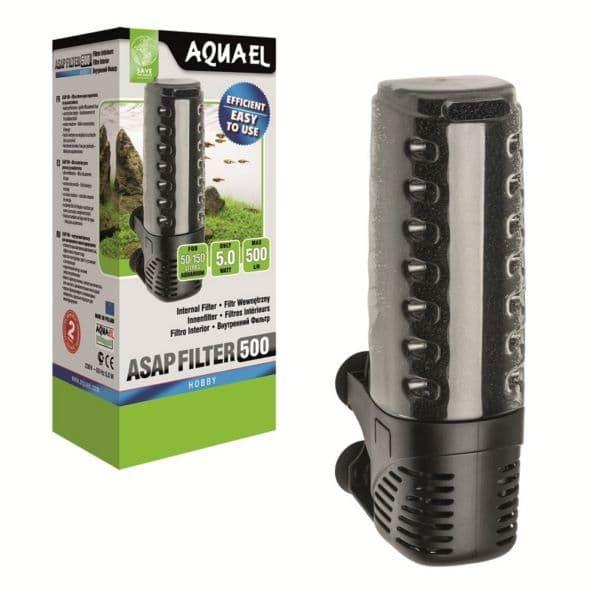 Aquael Фильтр внутренний ASAP 500 500 л/ч для аквариума объемом: 50 - 150 л