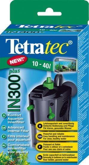 Фильтр внутренний Tetratec IN300 150-300 л/ч на объем 10-40 л
