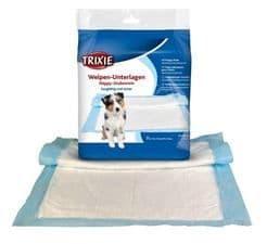 Одноразовые пеленки для собак с абсорбирующим полимером, 60 х 90 см, 8 шт. артикул .23413