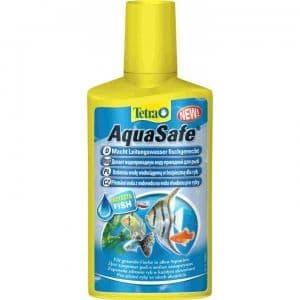 Tetra Кондиционер для подготовки аквариумной воды AquaSafe 250мл на 500л