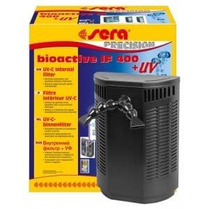 Внутренний фильтр для аквариума SERA BIOACTIVE IF400 с УФ