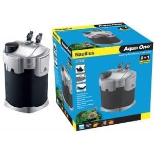 Внешний фильтр AquaOne Nautilus 2700, 2700л/ч, 32W, для аквариумов до 700 л.