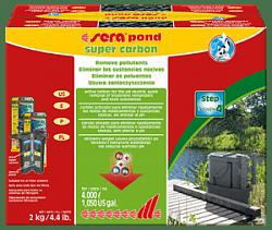 Активированный уголь в аквариум Sera SUPER CARBON 2 кг