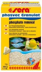 Sera Наполнитель для удаления фосфатов PHOSVEC GRANULAT