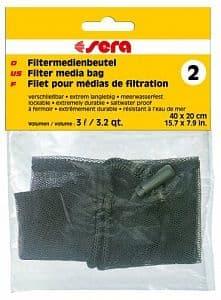 Sera Сменный мешочек для фильтрующих наполнителей №2