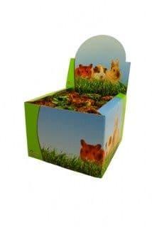 Лакомство для грызунов колечки Witte Molen Nibblerings, Small (Box) 1шт