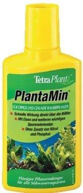 Tetra Удобрение для аквариумных растений с железом PlantaMin 250мл на 500л