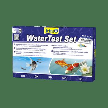 Набор тестов Tetra WaterTest GH/kH/NO2/pH/CO2