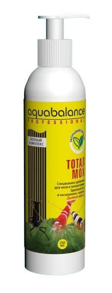 Аквабаланс для аквариума Тотал МОХ 250мл