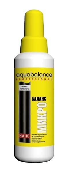 Аквабаланс для аквариума Микро-баланс 50мл