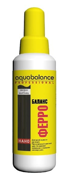 Аквабаланс для аквариума Ферро-баланс 50мл