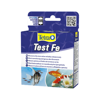 Tetra Тест воды на Железо Fe для аквариума пресн/море10мл
