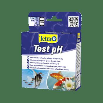 Tetra Тест воды на Кислотность рH для аквариума пресн 10мл
