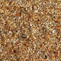 """UDeco River Amber - Натуральный грунт для аквариумов """"Янтарный песок"""", 0,4-0,8 мм, 2 л"""