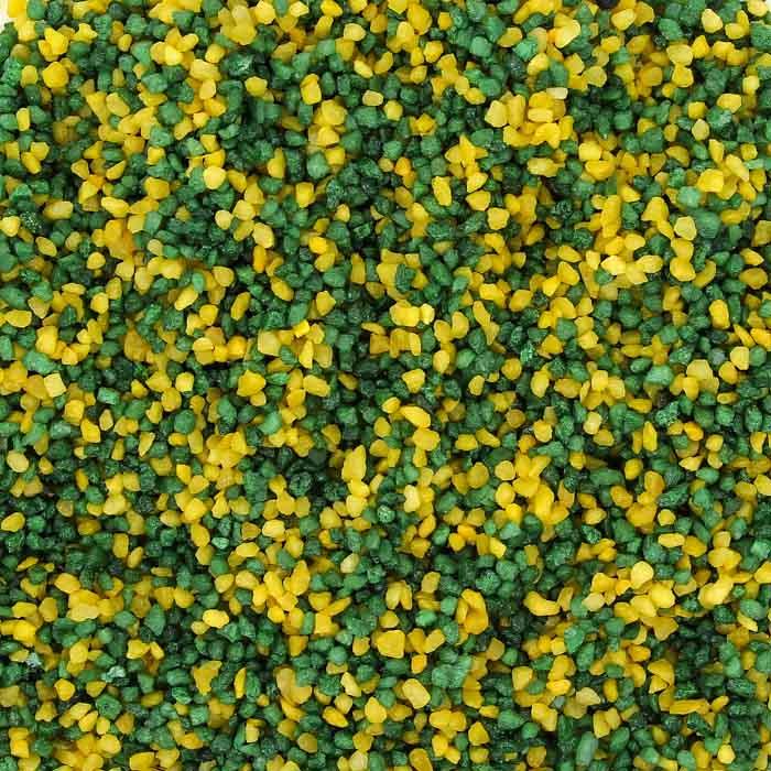 Грунт аквариумный PRIME Июньская трава 3-5мм 2,7кг