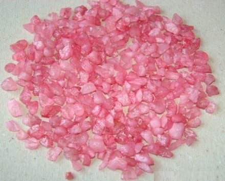 Грунт аквариумный PRIME Кварц розовый 3-5мм 2,7кг