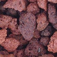 """UDeco Canyon Lava - Натуральный грунт для аквариумов """"Лавовая крошка"""", 5-20 мм, 6 л"""