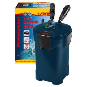 Внешний фильтр для аквариума UVC-Xtreme 1200