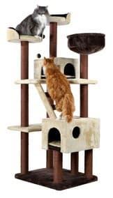 Trixie Домик для кошек Felicitas цвет беж-коричневый артикул 47001