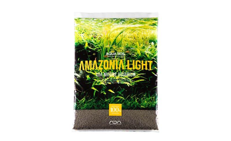 ADA Aqua Soil - Amazonia Light 9L Основной питательный субстрат Амазония Лайт пакет