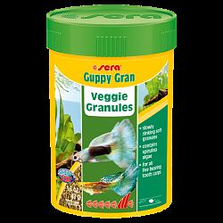 Sera Корм для гуппи Guppy gran 100 мл 48 г (S0710)
