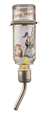 Трикси Поилка для грызунов Honey-Hopper, 125 мл, арт. 60445