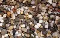 Грунт для аквариума Галька морская 0,8-3мм 10кг