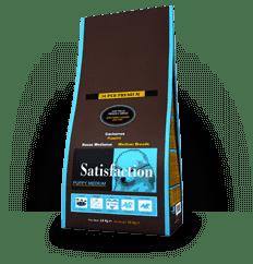 Корм щенков средних пород SATISFACTION PUPPY MEDIUM 3кг (Испания) Суперпремиум
