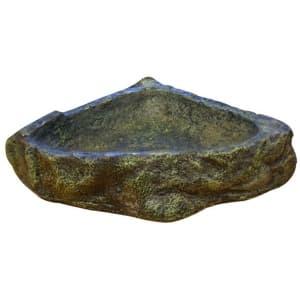 Кормушка для террариума Reptile One Corner Dish, угловая средняя 12,5х12,8 см