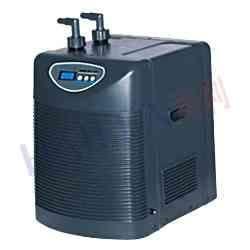 Холодильник для аквариума с титановым элементом; 1/4 HP (хладоген R134a,акв.100-800л)