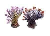 Коралл пластиковый в аквариум