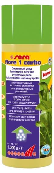 Sera Удобрение для аквариумных растений FLORE 1 CARBO 250 мл