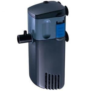 Внутренний аквариумный фильтр с регулятором потока, 6Вт (340л/ч, Hмакс-0,6м) BY-SP-602F