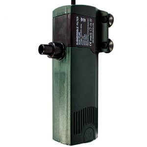 Внутренний кассетный фильтр с дождевальной флейтой, 19W (1350 л/ч, Hмакс-1,0м) BY-FP-38E