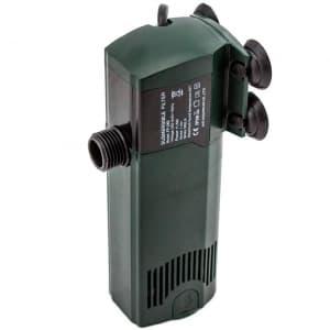 Внутренний кассетный фильтр с дождевальной флейтой, 7,5W (750 л/ч, Hмакс-0,5м) BY-FP-18E