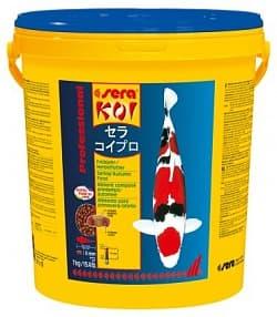 Sera Корм для кои KOI Professional весна/осень 2,2 кг