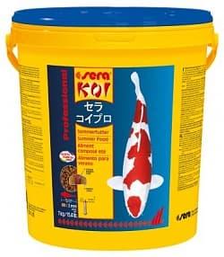 Sera Корм для карпов кои KOI Professional лето 7 кг