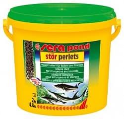 Sera Корм для прудовых рыб STOR PERLETS 1 л (700 г)