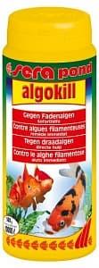 Sera Средство против водорослей POND ALGOKILL 500 г