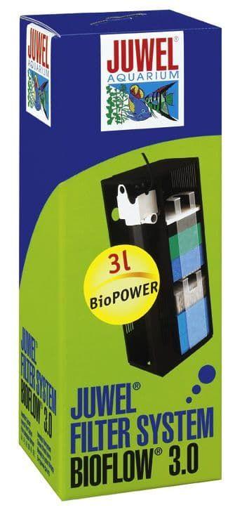 Фильтр внутренний для аквариума JUWEL Bioflow 3.0, 600л/ч 155х102х417мм