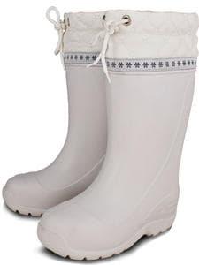 Сапоги ВЕЗДЕХОД УМКА женские ЭВА (СВ-70) Белые