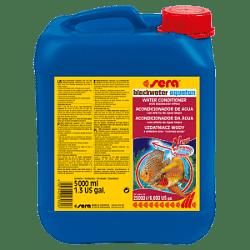 Sera Средство для воды Blackwater Aquatan 5 л (канистра)