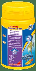 Sera Средство для аквариумной воды Mineral Salt 100 мл (105г)