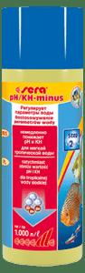 Sera Средство для воды pH-minus 500 мл