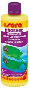Sera Средство для воды PHOSVEC 500 мл