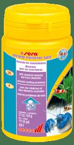 Sera Средство для воды SHRIMP MINERAL SALT 100 мл (105г)