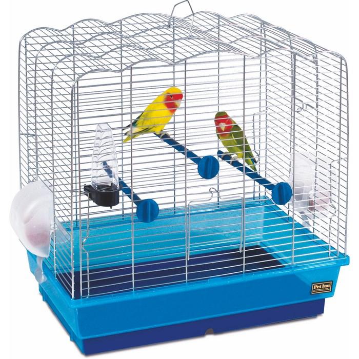 PetInn Клетка д/птиц  JOLLY 2, 59х34x47.5см